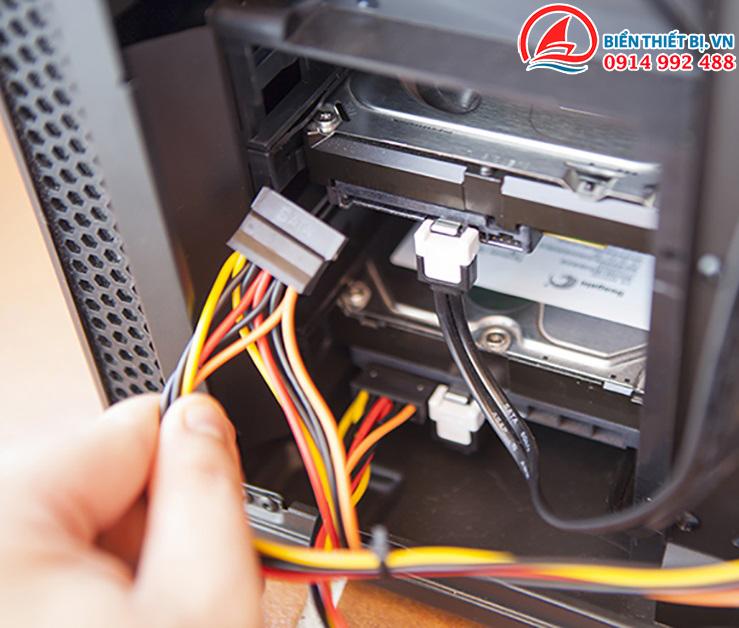 Dây chuyển đổi nguồn cho máy tính PC cấp nguồn cho ồ cứng