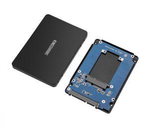 Chuyển Đổi SSD mSATA to 2.5 inch SATA KingshareKS-AMSTS