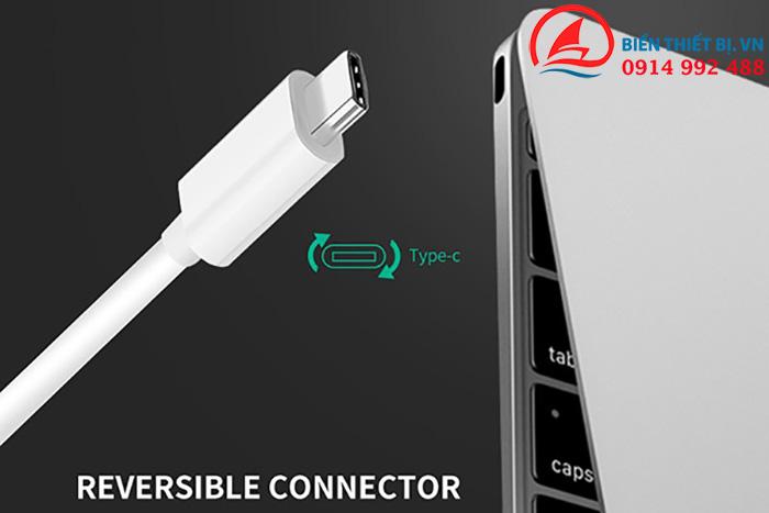 Bộ chia Thunderbolt 3 - chia USB Type-C ra 4 USB 3.0 - Ugreen 40379