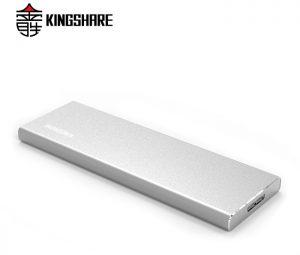 Box SSD M2 SATA NGFF 2280 to USB 3.0 Kingshare