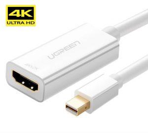 Cáp chuyển Mini Displayport ra HDMI – Ugreen 40361