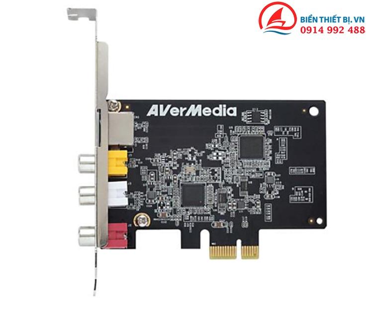 Card PCIe ghi hình Nội soi Siêu âm AV S-Video AverMedia C725B