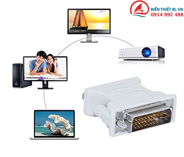 Jack VGA cho Card đồ hoạ có DVI-I Dual Link