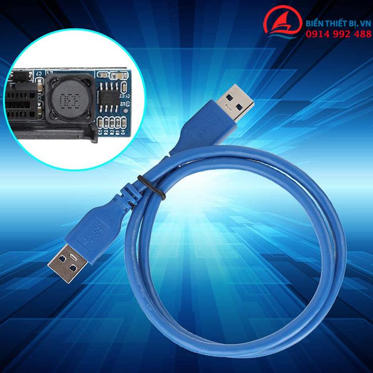 Cáp USB kéo dái PCI-E 1x 4x 8x  hoặc16x
