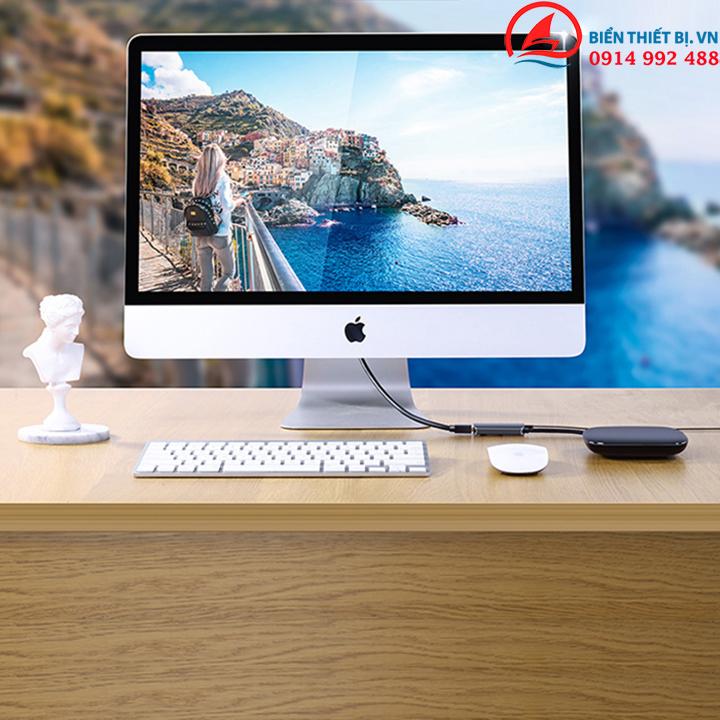 Giải pháp dùng màn hình Apple LED Cinema làm màn hình hiển thị cho Laptop hay PC