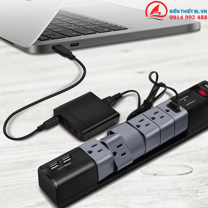 Sử dụng USB C Male to Male làm dây sạc cho điện thoại, Macbook, máy tính bảng, ipad pro