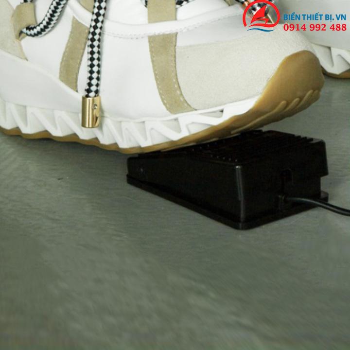 Bàn đạp điều khiển chân USB Foot Switch cho máy tính USB HID pedal