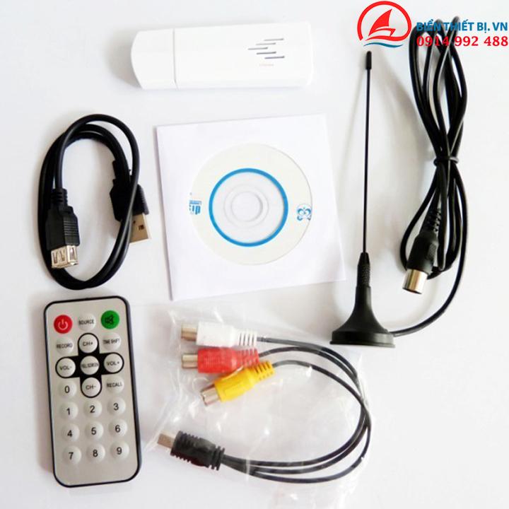 USB Tivi Stick Ghi hình AV vào máy tính, dùng cho máy siêu âm, nội soi