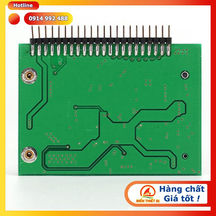 """mSATA SSD to 44pin IDE  kết nối Mini PCI-e mSATA SSD làm ổ cứng ATA IDE 2.5"""""""