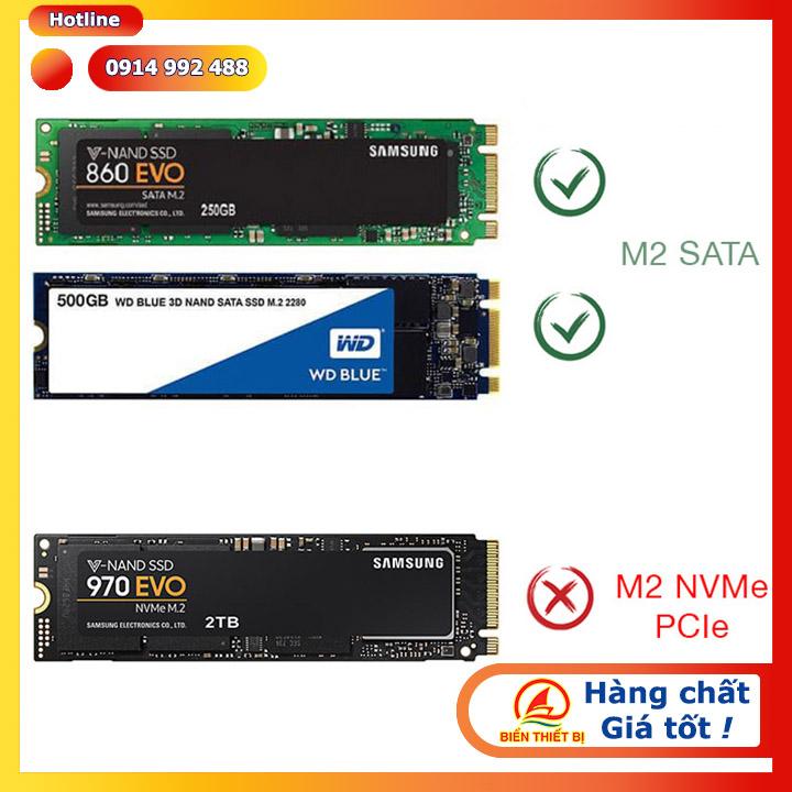 Biển thiết bị Ổ cứng HDD, SSD M2 SATA
