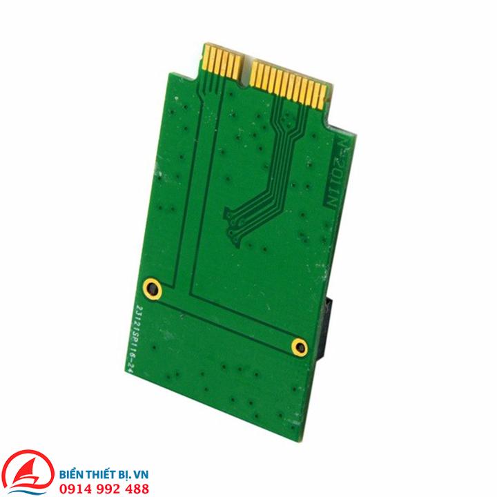 Adapter M.2 SATA SSD sang 6+12Pin SSD Macbook Air 2010, 2011