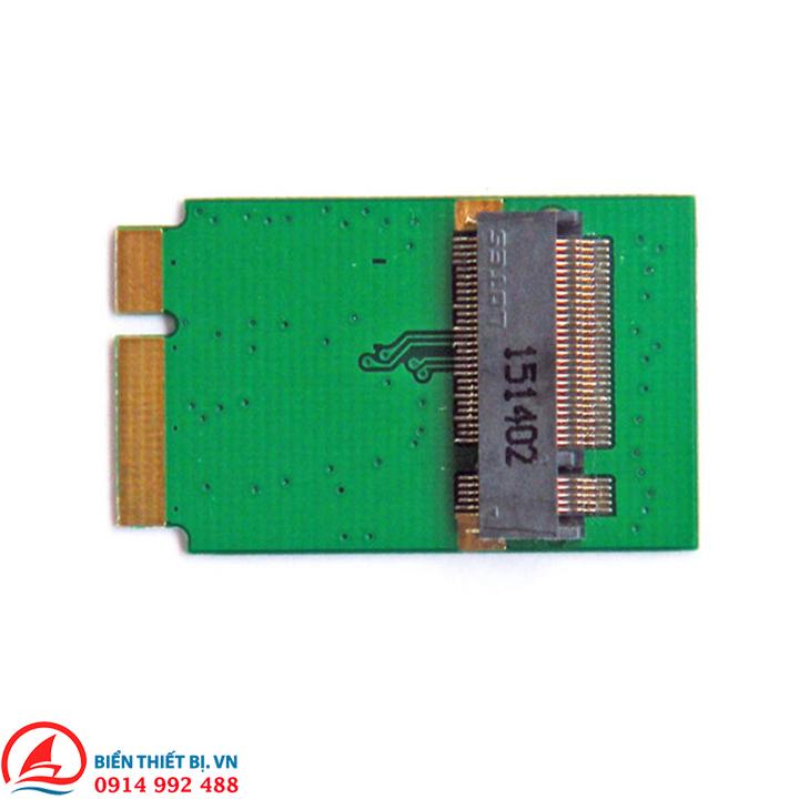 Adapter M.2 NGFF B-Key SATA SSD to 17+7Pin SSD Macbook Air 2012