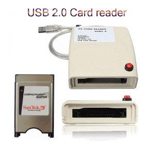 Đầu đọc thẻ nhớ ATA IDE 68pin PCMCIA flash disk adapter sang USB 2.0